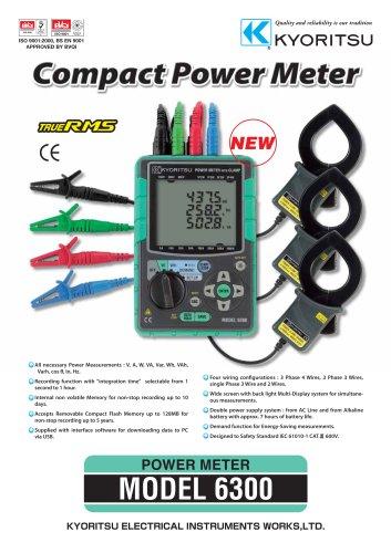 Power Meter  6300
