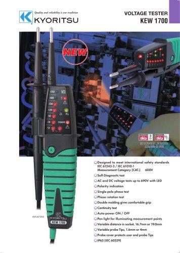 Voltage Tester 1700