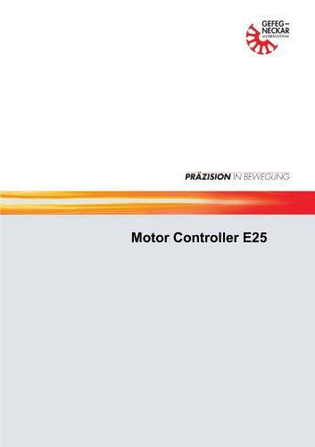 Motor Controller  E2 5