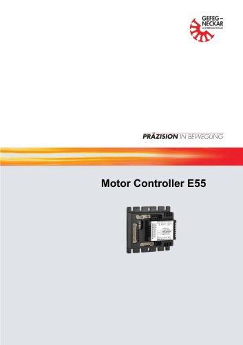 Motor Controller  E5 5