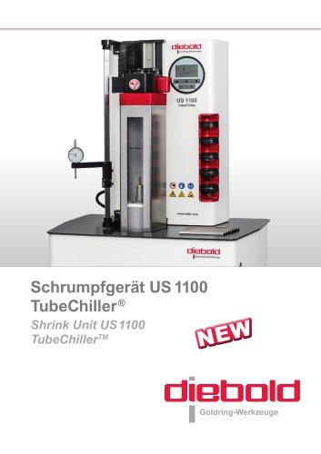 Shrink Unit US 1100 TubeChillerTM