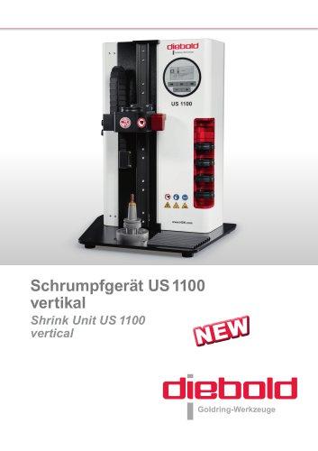 Shrink Unit US 1100 vertical