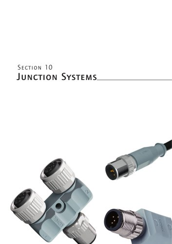 Junction systems overview