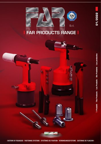 FAR PRODUCTS CATALOGUE