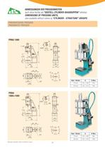 PNEUMATIC AND HYDROPNEUMATIC PRESSES - 10