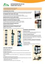 PNEUMATIC AND HYDROPNEUMATIC PRESSES - 13