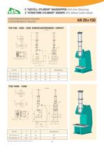 PNEUMATIC AND HYDROPNEUMATIC PRESSES - 18