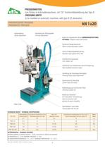 PNEUMATIC AND HYDROPNEUMATIC PRESSES - 8