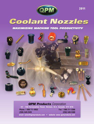 Coolant Nozzle