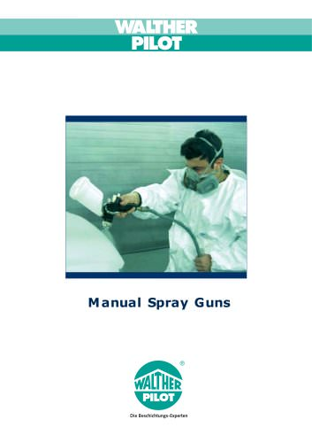 Manual Sprayguns