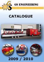 Complete catalogue GS machines