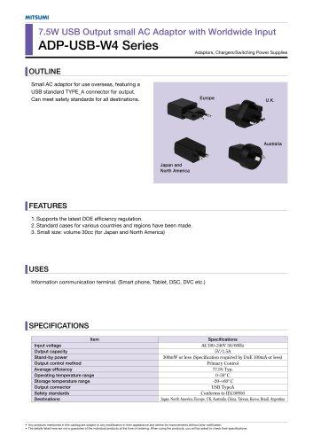 ADP-USB-W4 Series
