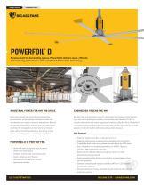 Powerfoil D