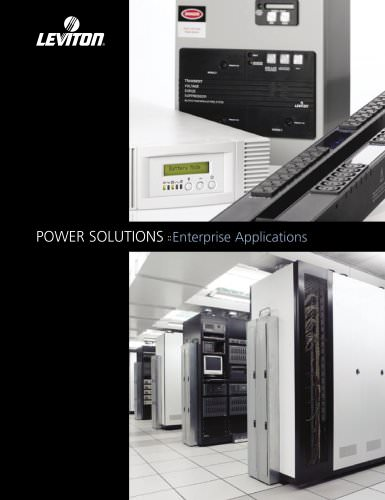 POWER SOLUTIONS :: Enterprise Applications
