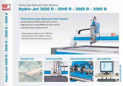 Hydro-Jet 3020 D ? 3040 D ? 3060 D ? 3080 D