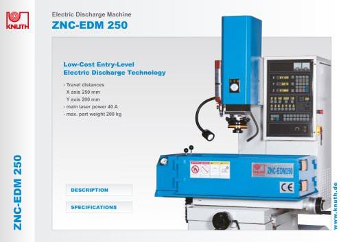 ZNC-EDM 250