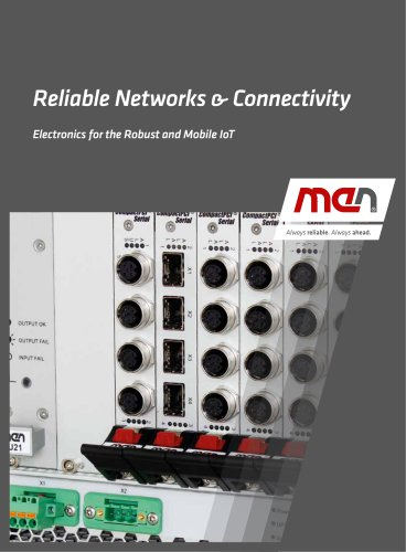 Reliable Networks & Connectivity