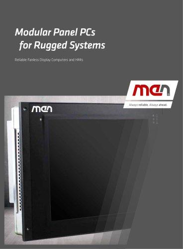 Rugged Panel PCs
