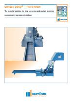 ConSep Model 2000 Conveyors with Filtration