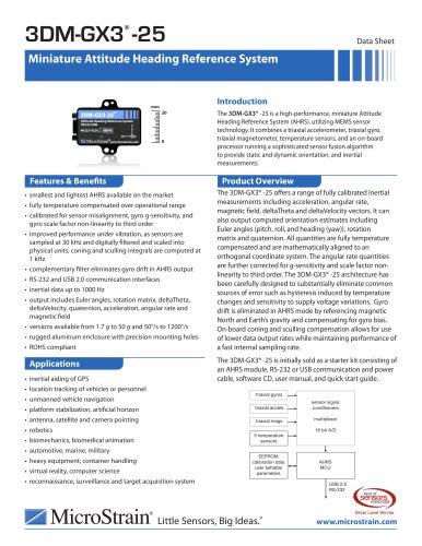 3DM-GX3® -25