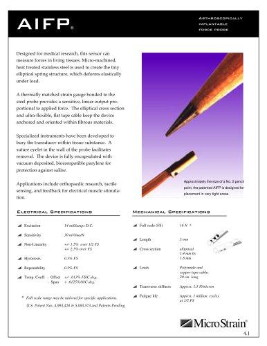 AIFP® Product Datasheet