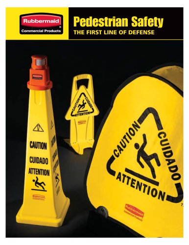Stable Safety Signs - Rubbermaid - PDF Catalogs   Technical