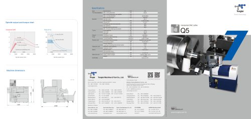 CNC LATHE / COMPACT/Q5