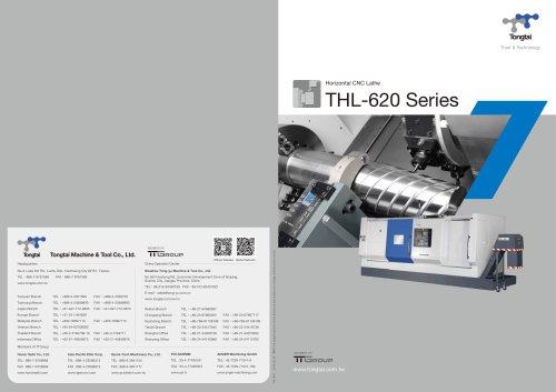 CNC LATHE / MILLING THL-620