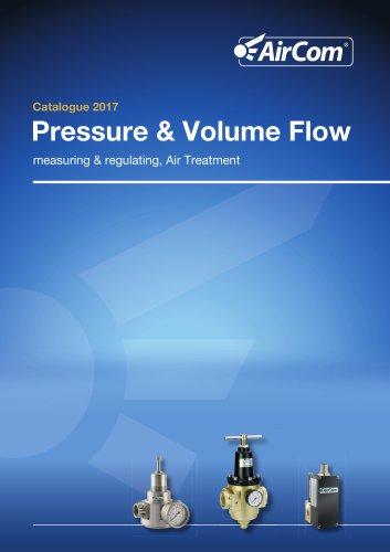 Pressure & Volume Flow