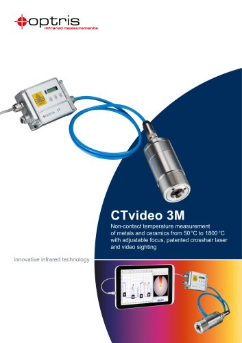 optris CTvideo 3M
