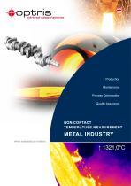 Optris Metal brochure