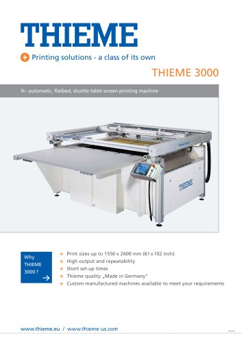THIEME 3000