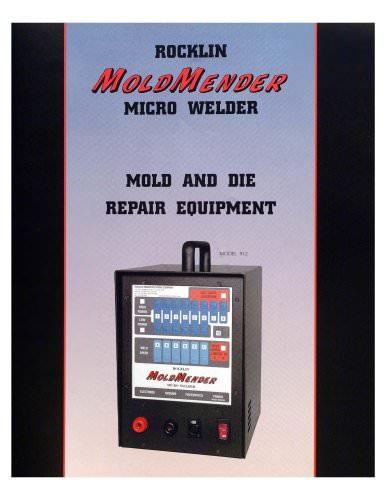 MoldMender micro welder