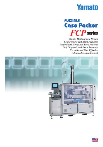 Case Packer FCP-550VA
