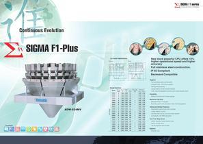 Dataweigh Sigma F1-Plus - 7