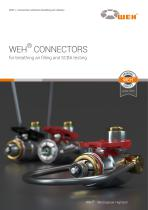 WEH® Connectors for the Breathing Air Industry - 1