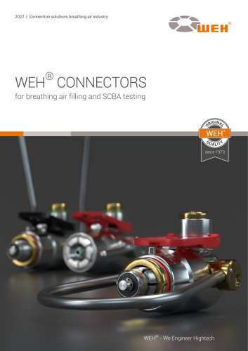 WEH® Connectors for the Breathing Air Industry