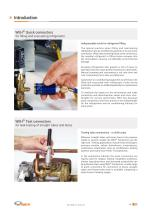 WEH® Connectors for Refrigeration and air conditioning - 5