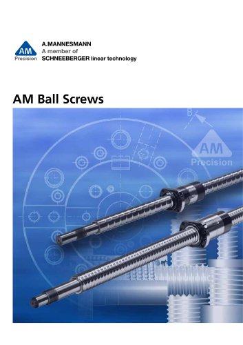 AM Machine Components