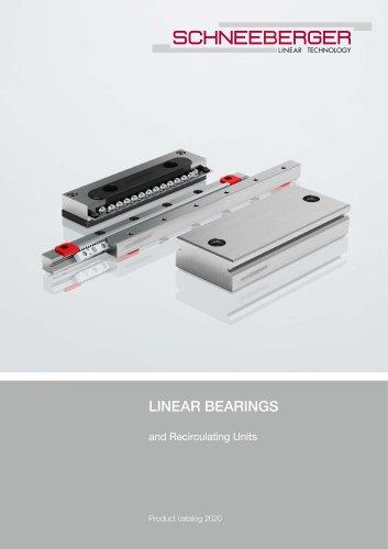 Schneeberger - Linear Bearings