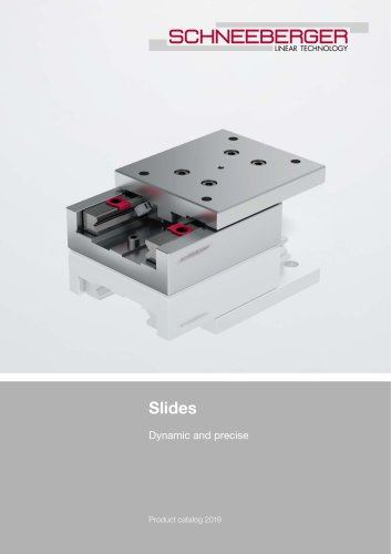 Slides - Dynamic and precise