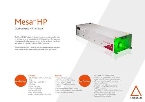 Mesa HP
