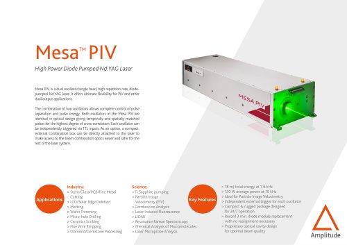 Mesa PIV