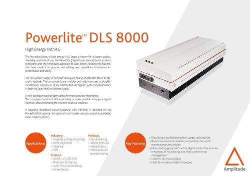 Powerlite DLS 8000