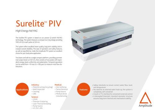 Surelite PIV