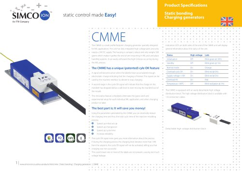 ChargeMaster Micro Easy (CMME)