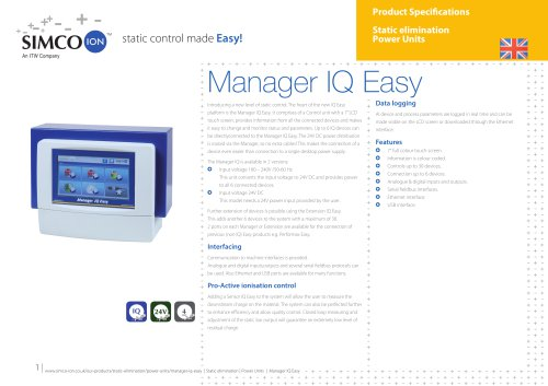 Manager IQ Easy