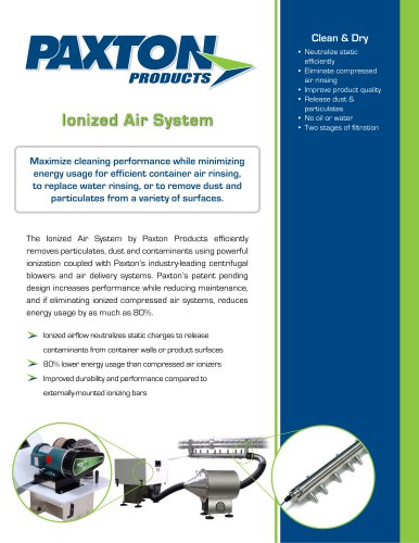 Ionized Air System