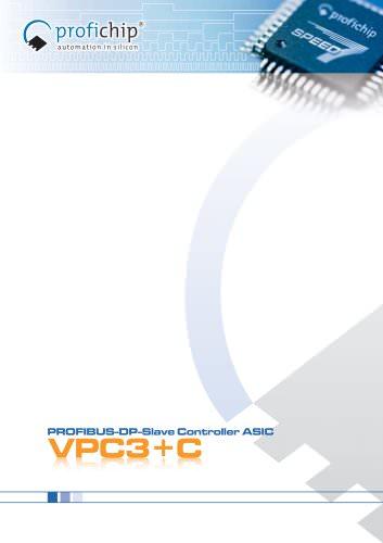 DP slave VPC3+C