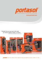 Portasol catalogue